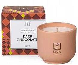 """Parfüm, Parfüméria, kozmetikum Szójagyertya """"Fekete csokoládé"""" - Mys Dark Chocolate Candle"""