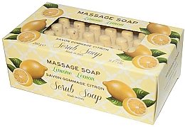 """Parfüm, Parfüméria, kozmetikum Szappan-radír masszázshoz """"Citrom"""" - Gori 1919 Massage Scrub Soap Lemon"""
