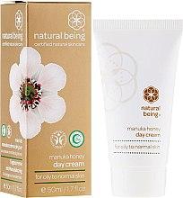 Parfüm, Parfüméria, kozmetikum Arckrém, normál és zsíros bőrre - Natural Being Manuka Honey Day Cream