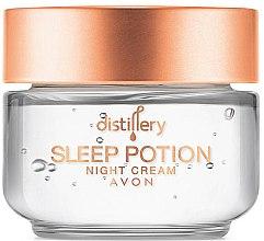 Parfüm, Parfüméria, kozmetikum Éjszakai hidratáló krém - Avon Distillery Sleep Potion Night Cream