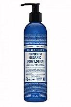 """Parfüm, Parfüméria, kozmetikum Kéz- és testápoló lotion """"Menta"""" - Dr. Bronner's Peppermint Organic Hand & Body Lotion"""