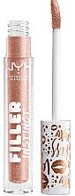 Parfüm, Parfüméria, kozmetikum Szájfény, ajakdúsító hatással - NYX Professional Filler Instinct Plumping Lip Polish
