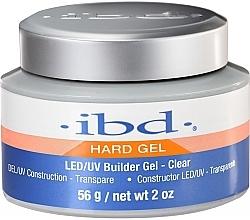 Parfüm, Parfüméria, kozmetikum Műkörömépítő zselé (átlátszó) - IBD LED/UV Builder Clear Gel