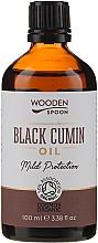 Parfüm, Parfüméria, kozmetikum Fekete kömény - Wooden Spoon Black Cumin Oil
