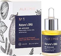 Parfüm, Parfüméria, kozmetikum Fiatalító elixír arcra - Alkemie Nature's DNA Oil Elixir