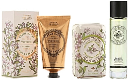 Parfüm, Parfüméria, kozmetikum Panier Des Sens Verbena - Készlet (soap/150g + h/cr/75ml + edp/50ml)