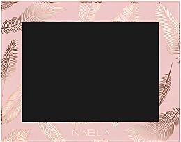Parfüm, Parfüméria, kozmetikum Kozmetikai tok, rózsaszín - Nabla Liberty Six Customizable Palette
