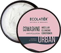 """Parfüm, Parfüméria, kozmetikum Micellás hajbalzsam """"Moringa és kókusz"""" - Ecolatier Urban Micellar Cleansing Conditioner"""