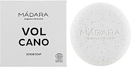 Parfüm, Parfüméria, kozmetikum Arctisztító szappanradír - Madara Cosmetics Volcano Srub Soap