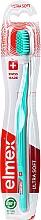 Parfüm, Parfüméria, kozmetikum Fogkefe, ultra puha, türkíz - Elmex Swiss Made Ultra Soft Toothbrush
