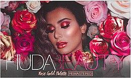 Parfüm, Parfüméria, kozmetikum Szemhéjfesték paletta - Huda Beauty Rose Gold Palette