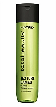 Parfüm, Parfüméria, kozmetikum Sampon - Matrix Total Results Texture Games Shampoo