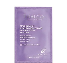 Parfüm, Parfüméria, kozmetikum Hiauloron maszk-pakolás - Thalgo Hyaluronic Eye-Patch Masks