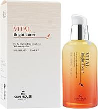 Parfüm, Parfüméria, kozmetikum Tonik egyenletes arctónus - The Skin House Vital Bright Toner