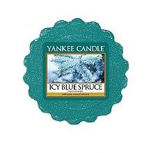 Parfüm, Parfüméria, kozmetikum Aroma viasz - Yankee Candle Icy Blue Spruce Wax Tart
