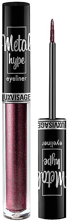 Színes szemhéjtus - Luxvisage Metal Hype Eyeliner