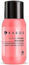 Parfüm, Parfüméria, kozmetikum Körömlakklemosó grapefruittal - Kabos Nail Polish Remover