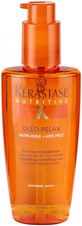 Simító hatású hajápoló olaj - Kerastase Oleo-Relax Nutritive — fotó N1