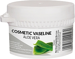 Parfüm, Parfüméria, kozmetikum Arckrém - Pasmedic Cosmetic Vaseline Aloe Vera