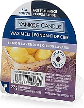 Parfüm, Parfüméria, kozmetikum Illatosított viasz - Yankee Candle Lemon Lavender Wax Melt