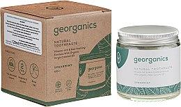 Parfüm, Parfüméria, kozmetikum Természetes fogkrém - Georganics Spearmint Natural Toothpaste