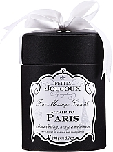 Parfüm, Parfüméria, kozmetikum Masszázsgyertya - Petits Joujoux A Trip To Paris Massage Candle