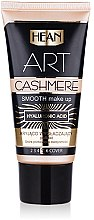 Parfüm, Parfüméria, kozmetikum Alapozó krém - Hean Make Up Art Cashmere