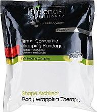 Parfüm, Parfüméria, kozmetikum Karcsúsító kötés melegítő hatással - Bielenda Professional Termo-Contouring Wrapping Bandage