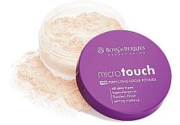 Parfüm, Parfüméria, kozmetikum Porpúder - Boys'n Berries Loose Powder Micro Touch