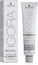 Parfüm, Parfüméria, kozmetikum Hajfesték - Schwarzkopf Professional Absolutes Silver White