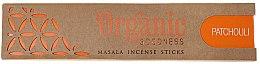 Parfüm, Parfüméria, kozmetikum Aroma pálcika - Song Of India Organic Goodness Patchouli