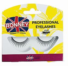 Parfüm, Parfüméria, kozmetikum Műszempilla, szintetikus - Ronney Professional Eyelashes RL00016