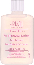 Parfüm, Parfüméria, kozmetikum Tincses műszempilla ragasztó, átlátszó - Ardell LashTite Adhesive Clear