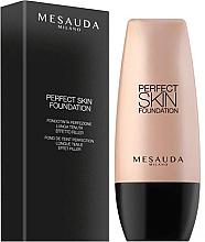 Parfüm, Parfüméria, kozmetikum Tartós alapozó - Mesauda Milano Perfect Skin Foundation