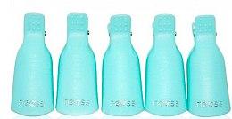 Parfüm, Parfüméria, kozmetikum Áztató csipesz, világos kék - Neess