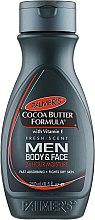 Parfüm, Parfüméria, kozmetikum Férfi testápoló - Palmer's Cocoa Butter Formula Men Body & Face Lotion