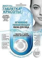 """Parfüm, Parfüméria, kozmetikum Arcmaszk. """"Szépségtabletta. Mélyhidratálás"""" - Fito Kozmetikum Beauty Pill"""