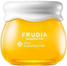 Parfüm, Parfüméria, kozmetikum Bőrélénkítő arckrém - Frudia Brightening Citrus Cream