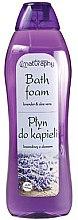 """Parfüm, Parfüméria, kozmetikum Fürdőhab """"Levendula és aloe"""" - Bluxcosmetics Naturaphy Lavender & Aloe Vera Bath Foam"""