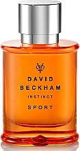 Parfüm, Parfüméria, kozmetikum David Beckham Instinct Sport - Eau De Toilette (teszter kupak nélkül)
