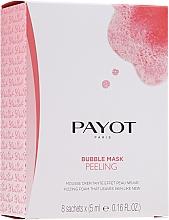 Parfüm, Parfüméria, kozmetikum Oxigén arcmaszk-peeling - Payot Les Demaquillantes Peeling Oxygenant Depolluant Bubble Mask