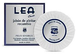 Parfüm, Parfüméria, kozmetikum Borotvaszappan - Lea Classic Shaving Soap (csere blokk)