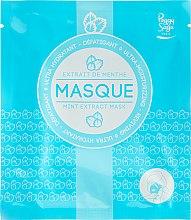 Parfüm, Parfüméria, kozmetikum Hidratáló szövetmaszk - Peggy Sage Ultra-moisturizing Mask