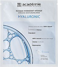 Parfüm, Parfüméria, kozmetikum Hidratáló intenzív maszk hialuronnal - Academie Hydratant Intensif Masque