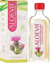 """Parfüm, Parfüméria, kozmetikum Hajhullás elleni szer """"Aloevit"""" - Kosmed Aloevit Nourishing & Strengthening"""
