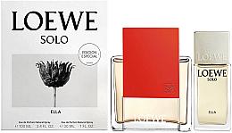Parfüm, Parfüméria, kozmetikum Loewe Solo Loewe Ella - Szett (edp/100ml + edp/30ml)