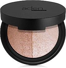 Parfüm, Parfüméria, kozmetikum Higglighter és bronzosító - Aden Cosmetics Highlighter & Bronzer Duo