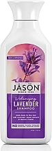 "Parfüm, Parfüméria, kozmetikum Sampon levendulával ""Dús hatás"" - Jason Natural Cosmetics Volumizing Lavender Shampoo"