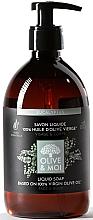 """Parfüm, Parfüméria, kozmetikum Folyékony szappan olívaolajjal """"Eukaliptusz"""" - Saryane Olive & Moi Liquid Soap"""