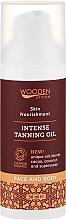 Parfüm, Parfüméria, kozmetikum Intenzív napozó olaj - Wooden Spoon Intense Tanning Oil